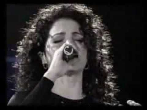 Gloria Estefan - No Pretendo... I love the emotion she displays at the end of the song. Those of us who really know her, know how passionate she is about her music.