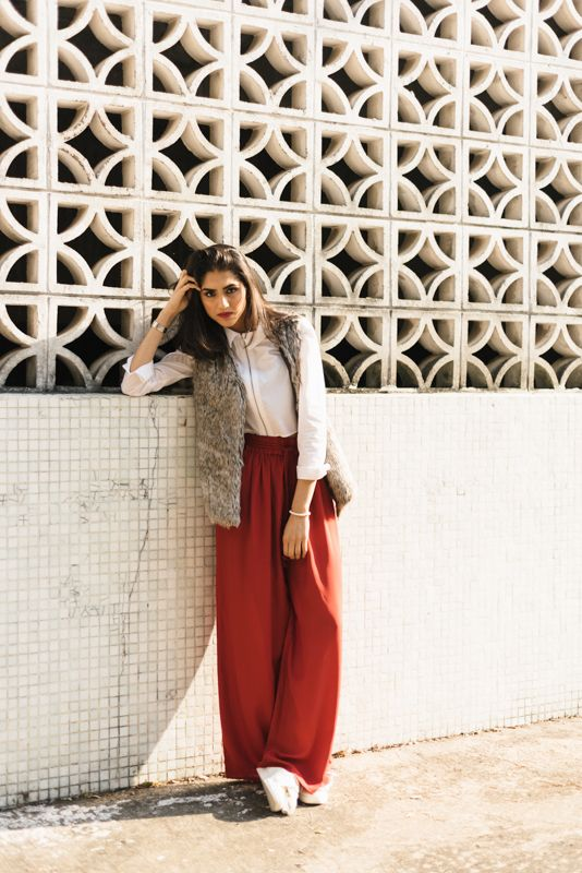 Fashion shooting in Kennedy Town, Hongkong. Our beautiful model Kiran Gill is rocking bright red high waist flare trousers.     Styling by: Aleeyeh Karamali, http://instagram.com/littleladylee     Makeup by: Mehreen Mugahl, http://instagram.com/mezmua #fashion #fashion #shooting #shooting #shoot #model #hongkong #hongkongphotography #fashionphotography #fashionhongkong #portrait #streetstyle #style #inspiration #photography #photo #portrait #portraitphotography #closeup #fashionphotography