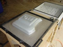 Build Your Own Vacuum Forming Machine To Make Storm Trooper Armor And Other Shaped Plastic Components Vacuum Forming Star Wars Diy Mold Making