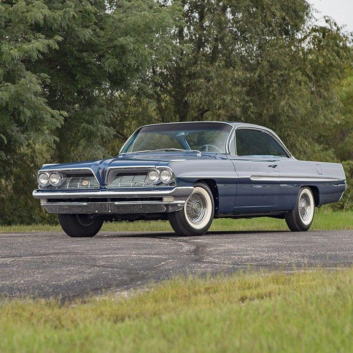 Unrestored With 29,300 Miles. ... 1961 Pontiac Ventura