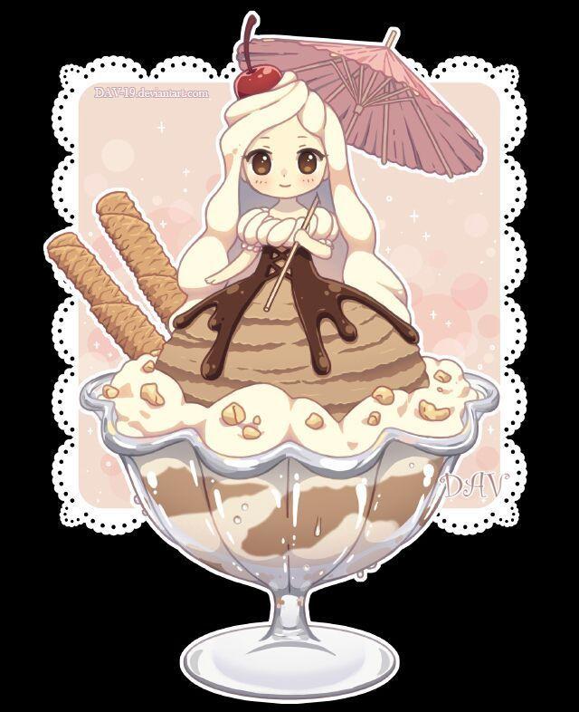 Imagenes Anime - Chibi Food(4\4)