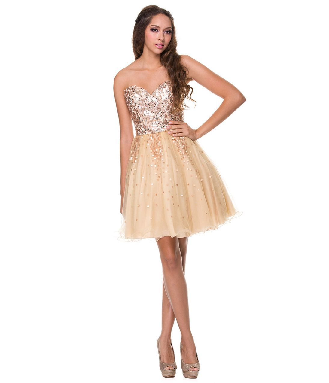 Homecoming Dresses Under $100