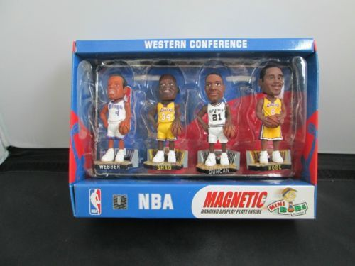 Honey I shrunk the Western Conference all stars...