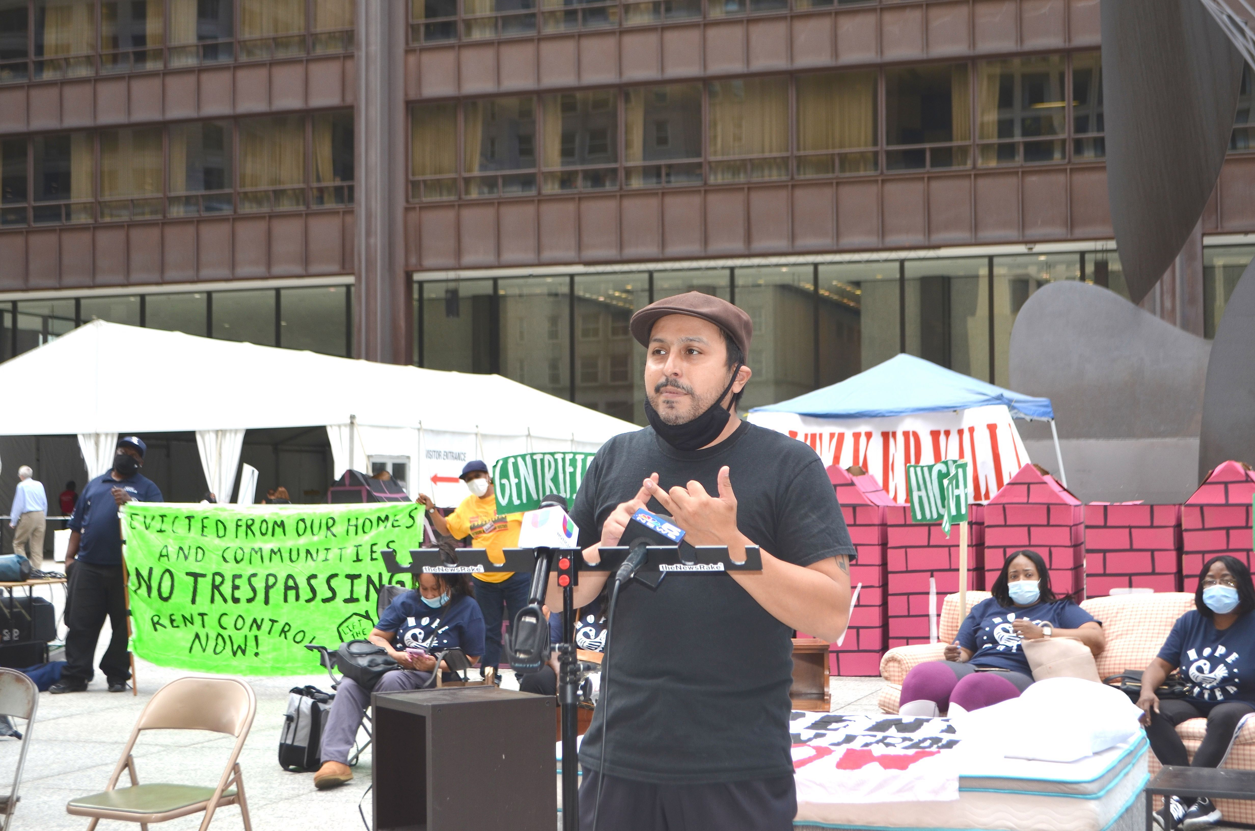 Community leaders push to expand eviction protection in
