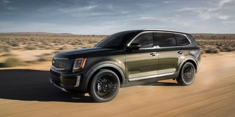 The 2020 Kia Telluride This What We Know So Far Suv Todrive Com Suv Cars Mid Size Suv Kia Motors