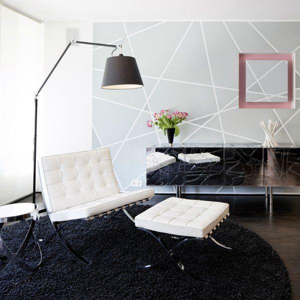 Tolomeo Black Mega Led Floor Lamp By Artemide Modern Floor Lamp Design Black Floor Lamp Floor Lamp Design