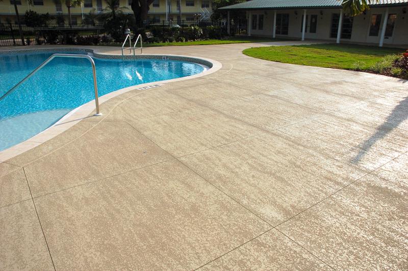Cement Pool Deck Ideas Google Search Patio Ideas