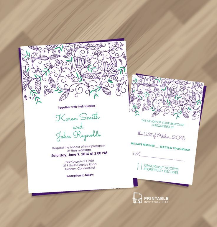 wedding invitation templates free download- The true meaning of ...