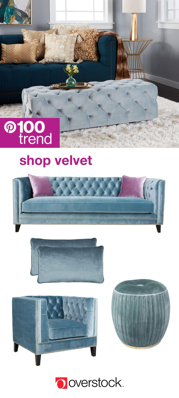 Velvet Furniture For An On Trend Look Home Decor Decor Home Diy