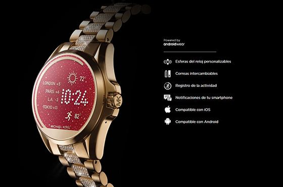 super popular 4812c 2b55b reloj michael kors dama digital