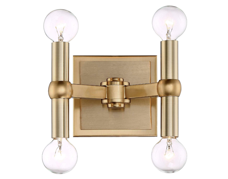 The Best Light Fixtures To Match Delta Champagne Bronze Trubuild Construction Wall Lights Wall Sconce Lighting Bedroom Light Fixtures