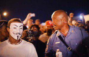 Veteran police chief calls bull***t on Ferguson's Capt. Ron Johnson