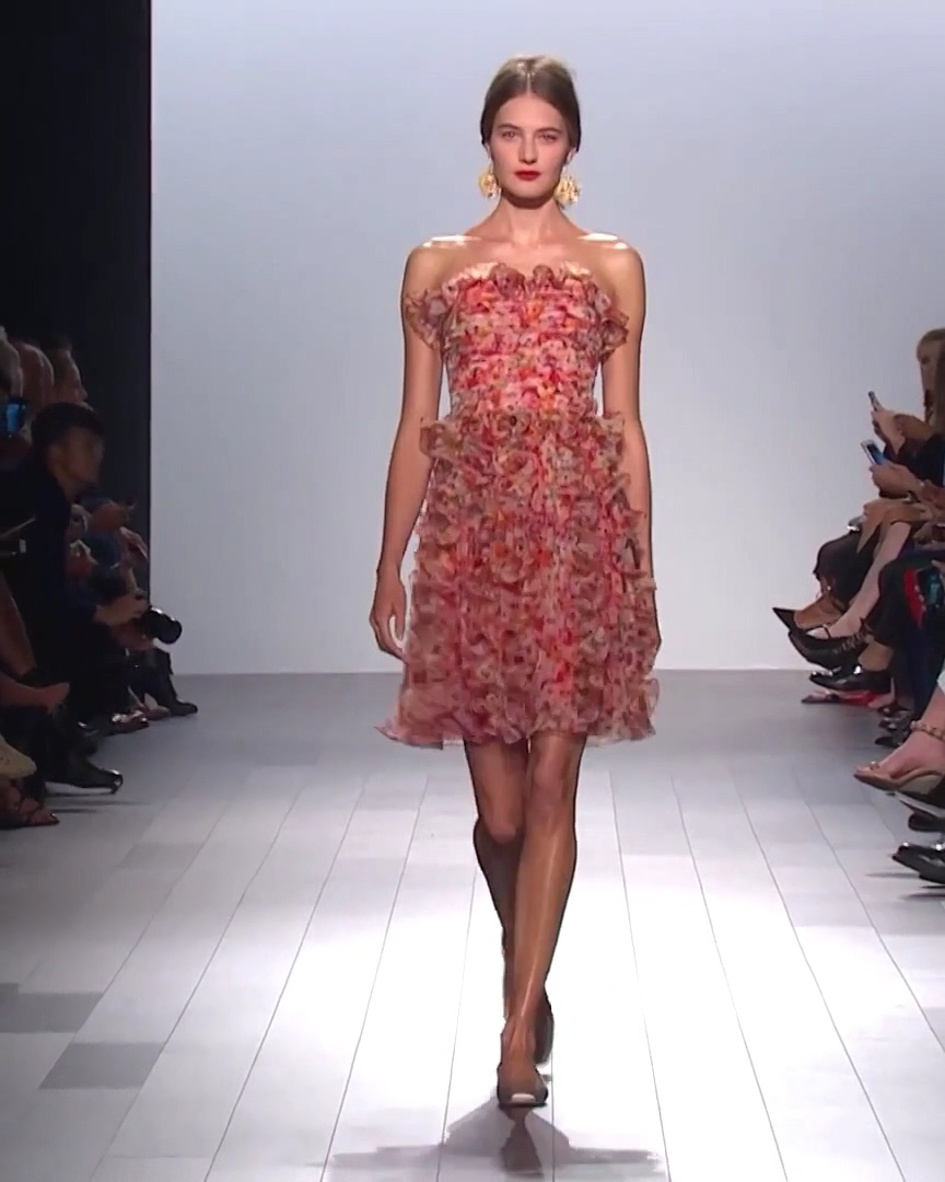 Badgley Mischka Look 6. Spring Summer 2018 Collection -   16 dress Cocktail minis ideas