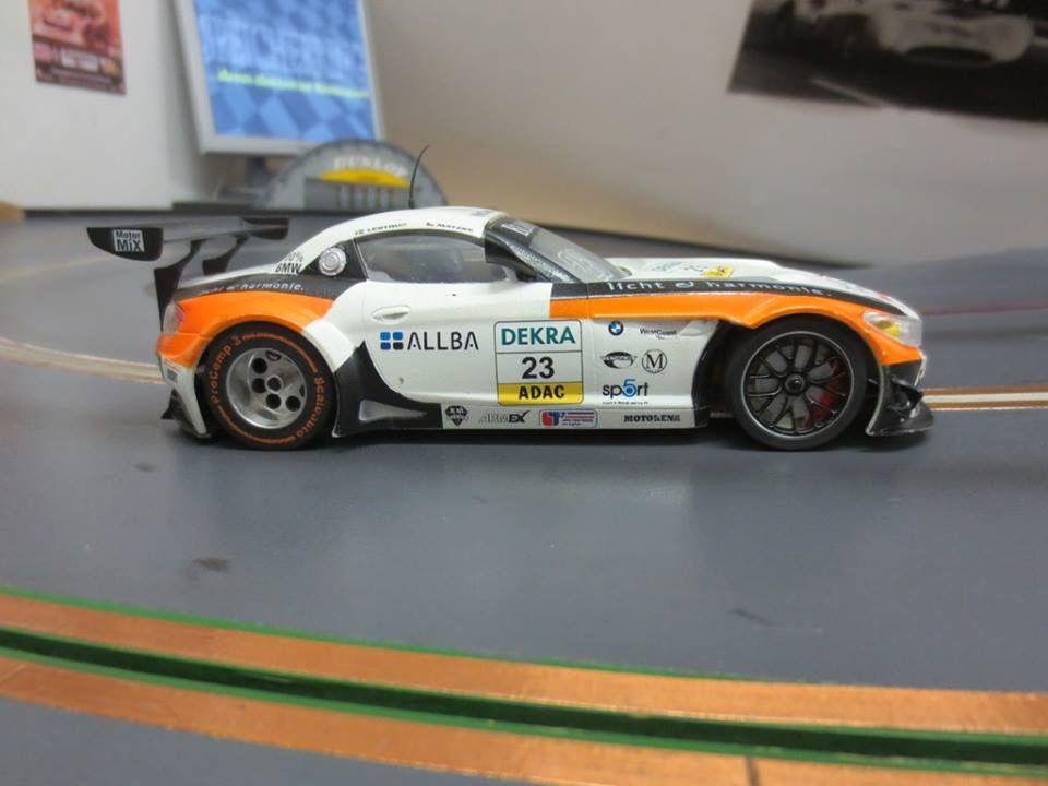 BMW Z4 Scaleauto from myself