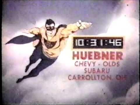 Huebner Chevrolet Carrollton Ohio >> Wtov 9 Time Check Huebner S 1988 Here S The Last Bit Of An
