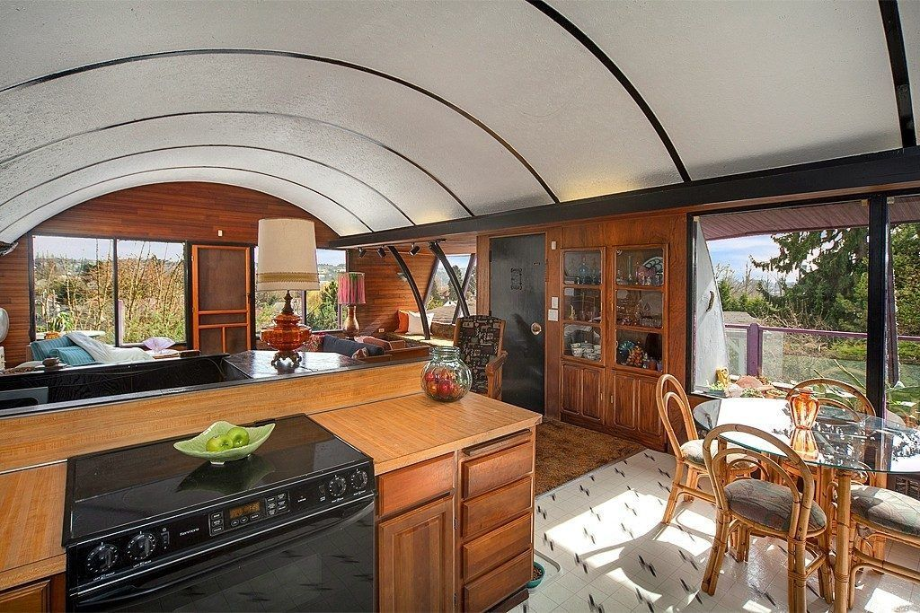 Uw architecture school quonset hut now a 246k home - Affordable interior design seattle ...