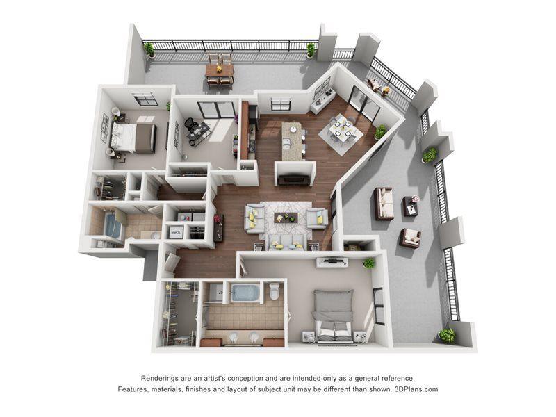 Floor Plans Of Artessa At Quarry Village In San Antonio Tx Small House Design Architecture House Architecture Design House Design Drawing