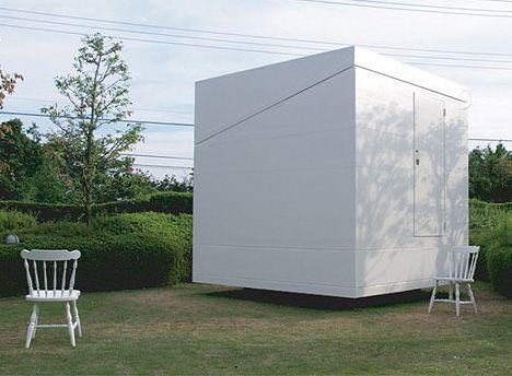Paco Minimal House Japan Cottages Pinterest Architecture