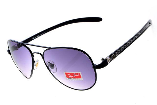4296397c25 ... cheap ray ban aviator carbon fibre rb8307 purple black sunglasses 728be  3b5ef