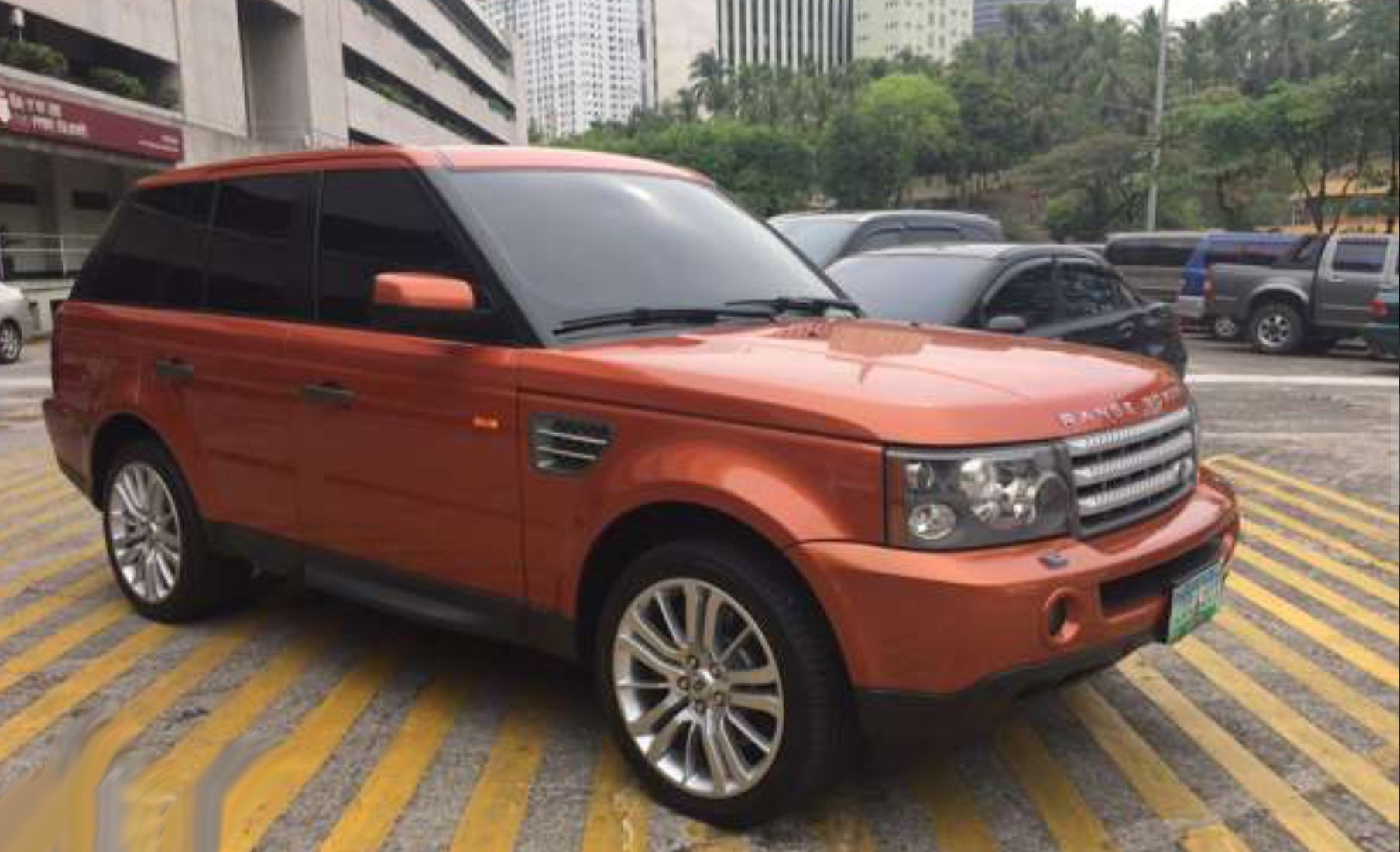 For Sale 2006 Range Rover Super Sport 4.4Li V8 Automatic