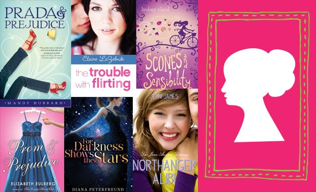 Jane Austen's timeless tales and iconic heroines have inspired dozens of spinoffs. Here are nine great ones for tweens and teens.