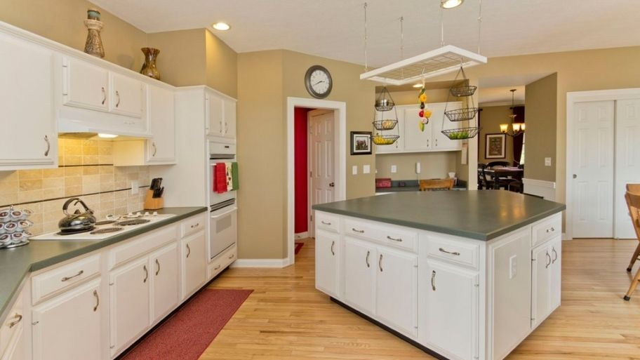 Best Should I Paint Or Refinish My Kitchen Cabinets Refacing 400 x 300