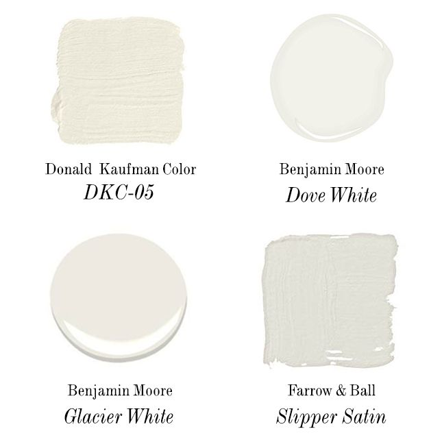Best white paint colors good bones great pieces color for Dove white benjamin moore