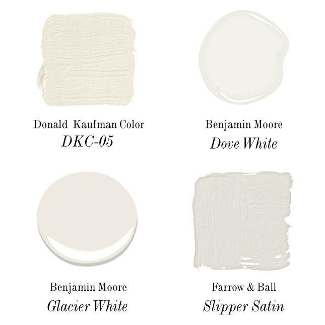 Best White Paint Colors