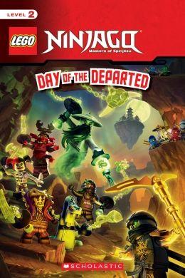 Lego Ninjago Reader 16 Day Of The Departed Lego Ninjago Ninjago Ninjago Season 7