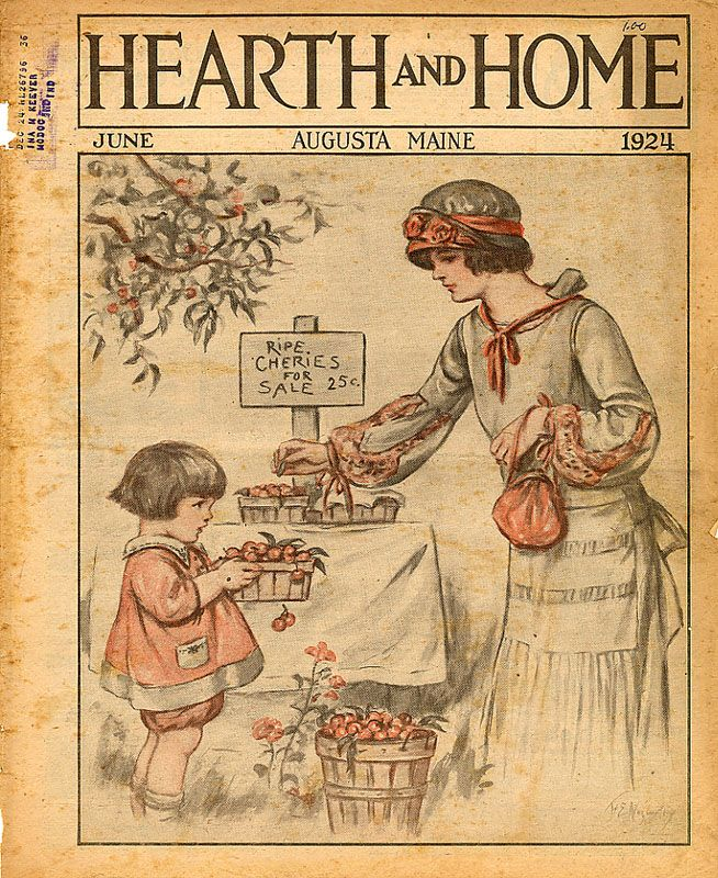 Hearth and Home (June 1924)