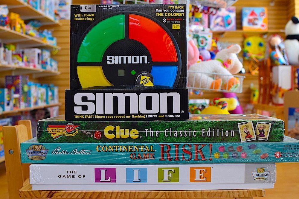 Toy Zone San Antonio Classic board games, San antonio