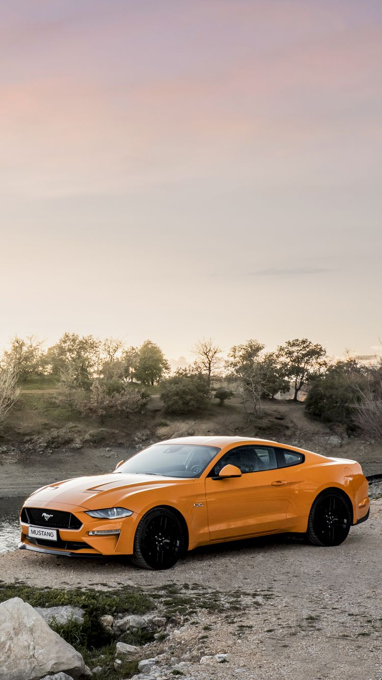 Ford Mustang 2018 Universal Phone Wallpapers Backgrounds Super Car Sports Car Ford Mustang 2018 Iphone Htc Sams Sports Cars Mustang Mustang Ford Mustang
