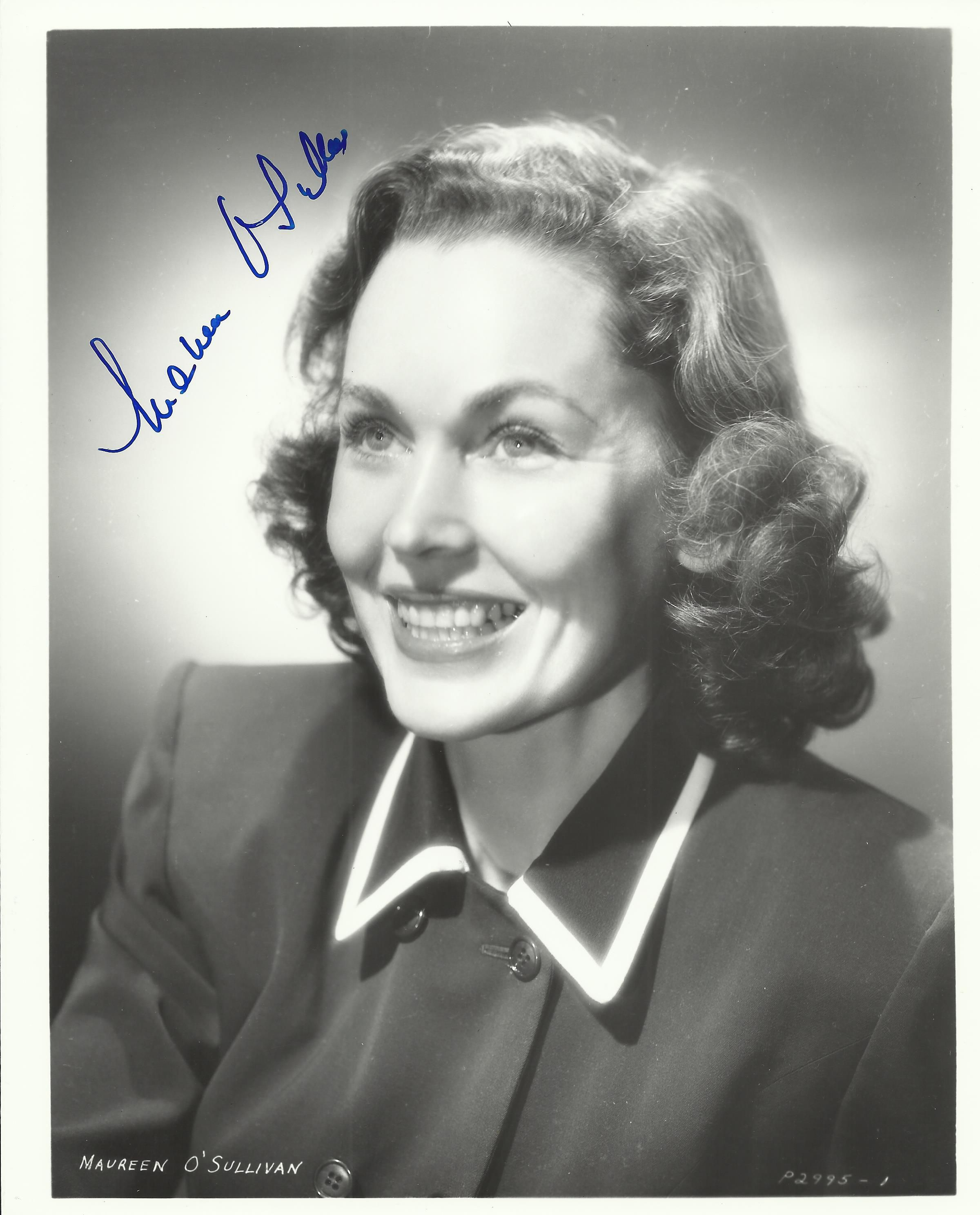 O Sullivan Maureen Irish American Actress
