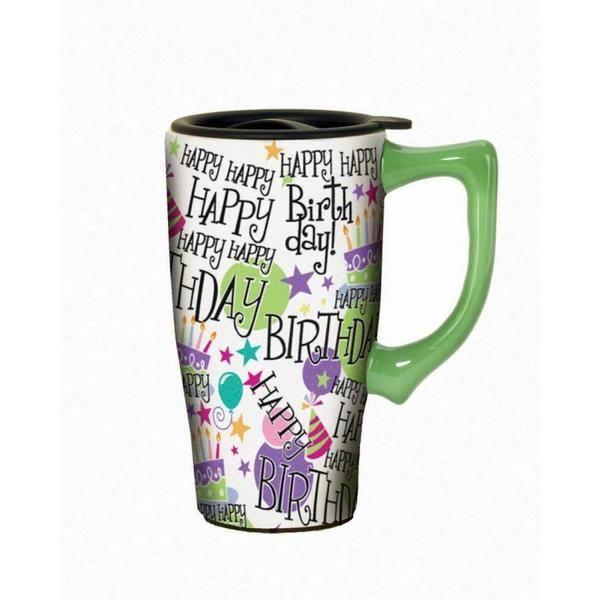 happy birthday travel mug happy birthday