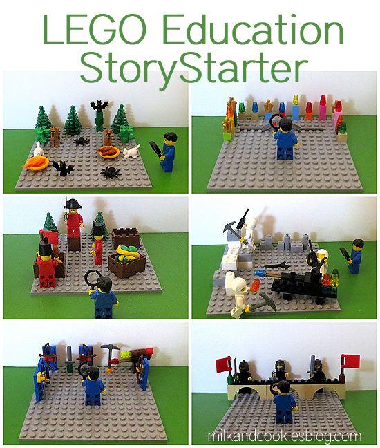 LEGO-Education-StoryStarter | homeschool | Pinterest | Homeschool ...