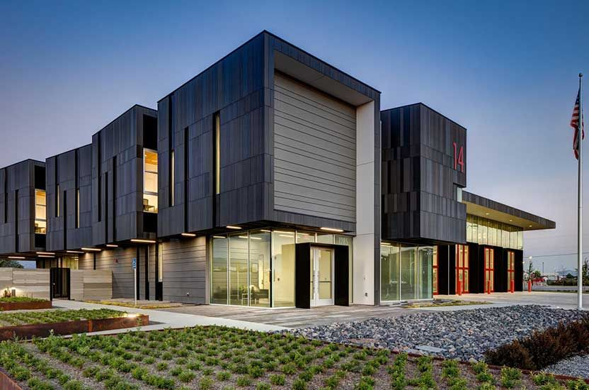 Salt Lake City Introduces Its First Net Zero And Leed Gold