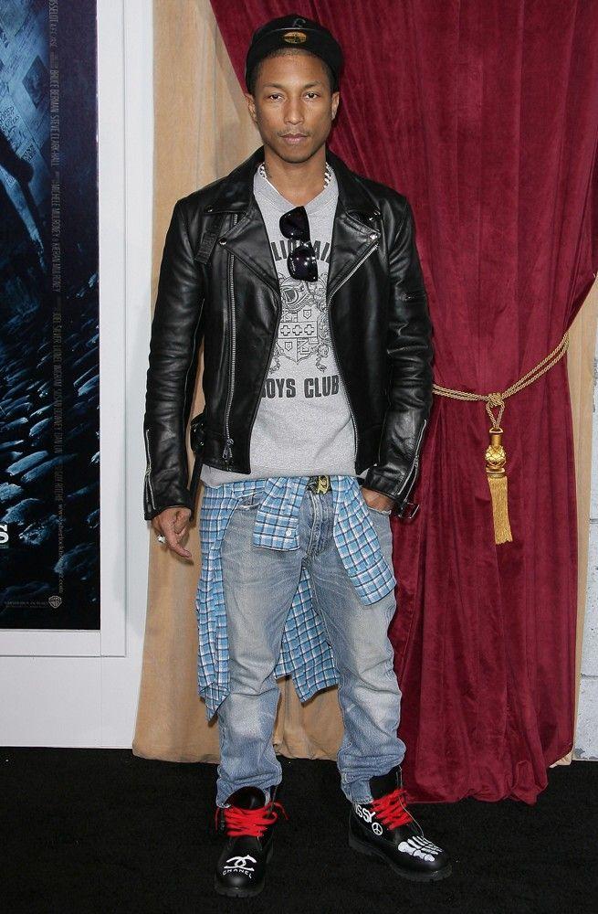 """Pharrell Williams"" Style Influence #pharrellwilliams #menstyle"