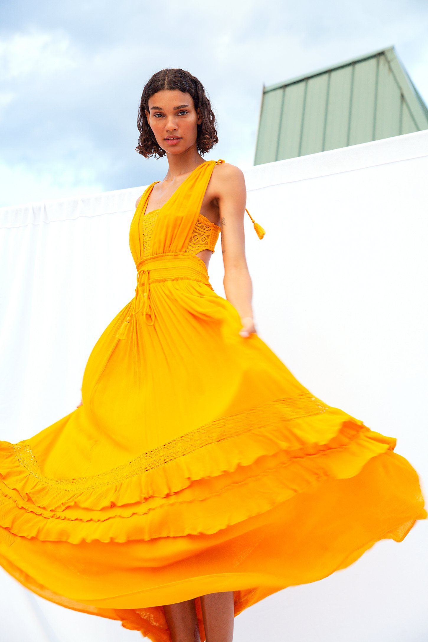 Santa Maria Maxi Dress Gorgeous Midi Dresses Dresses Maxi Dress [ 2175 x 1450 Pixel ]