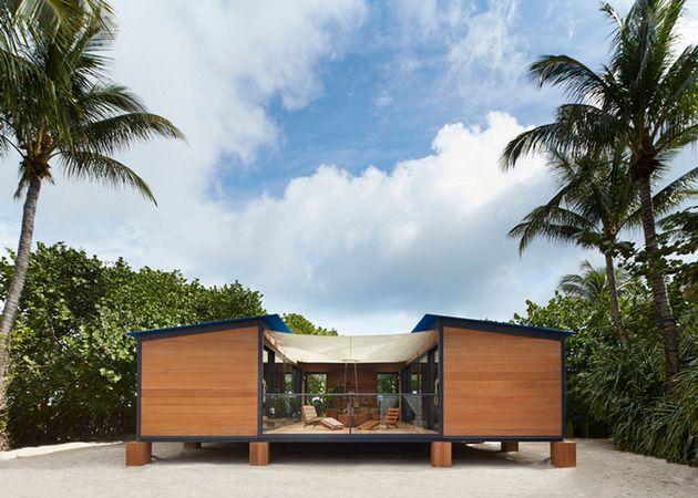 Louis Vuitton Brings Modernist Beach House To Life Beach House