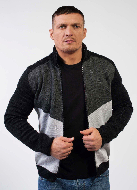 Чоловічий в язаний светр (07) фолкмода одягайукраїнське  купуй українське   бокс  7cb580a028790