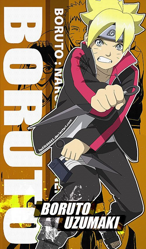 Boruto : Naruto Wallpapers Mobile : Uchiha Sarada by Fadil089665 on DeviantArt