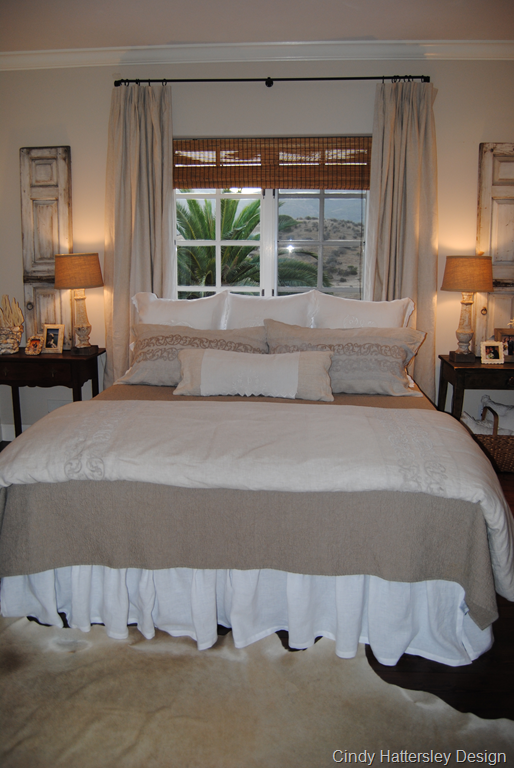 The Luxe Lifestyle Master Bedroom Reveal: Rough Luxe Lifestyle Six Week One Room Challenge Guest