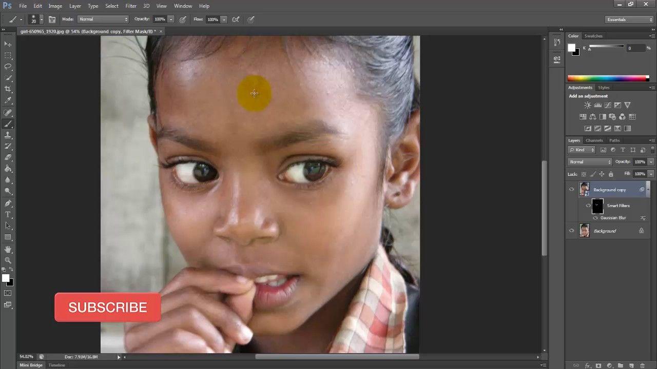 How to create soft skin in photoshop cs6 tutorial adobe how to create soft skin in photoshop cs6 tutorial baditri Gallery