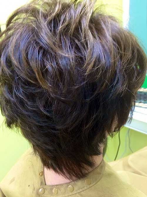 70+ Best Short Layered Haircuts for Women Over 50 #shortlayeredhaircuts