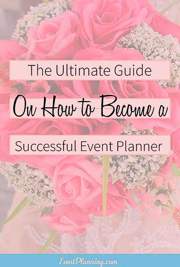 Photo of Become an Event Planner – EventPlanning.com