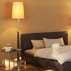 Schlafzimmer Harmonisch Grau Beige Orange Schlafzimmer Pinterest