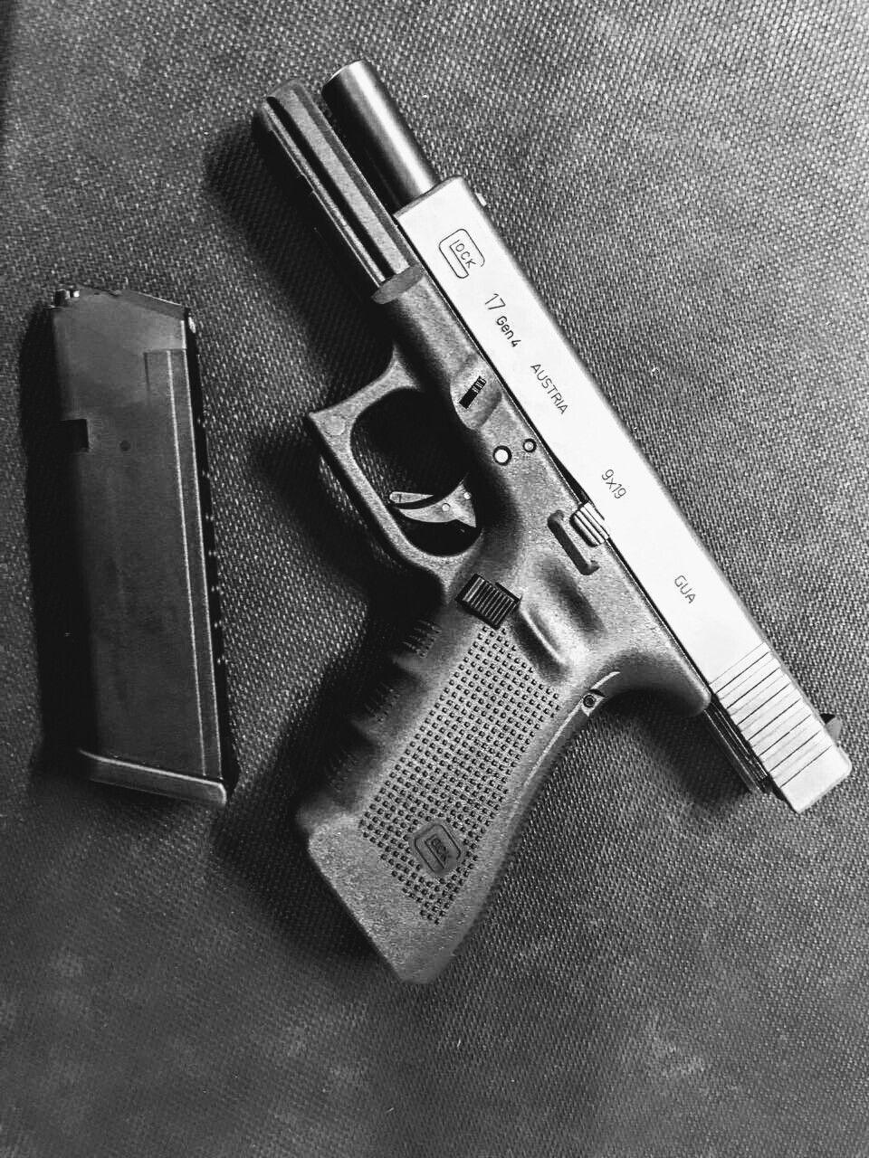 Glock 17 Generación 4 Cal 9 mm AUSTRIA | de Marco Armas | Pinterest