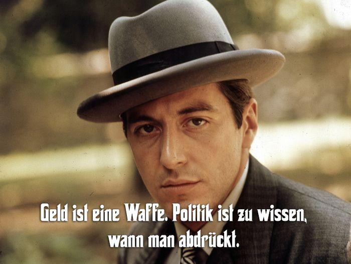 der pate sprüche Der Pate Zitate: Die besten Sprüche der Corleone Familie | ατακες  der pate sprüche