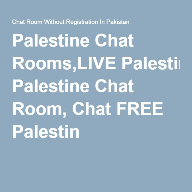 Palestine chat