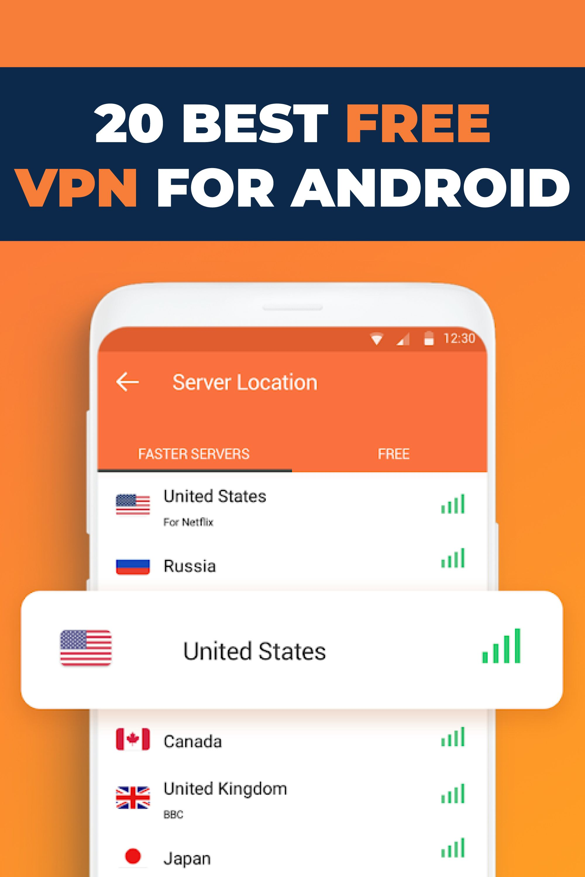 What Is The Best Free Vpn For Android